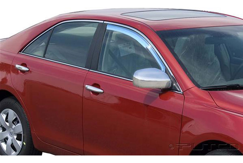 2010 Toyota Camry Element Window Visors