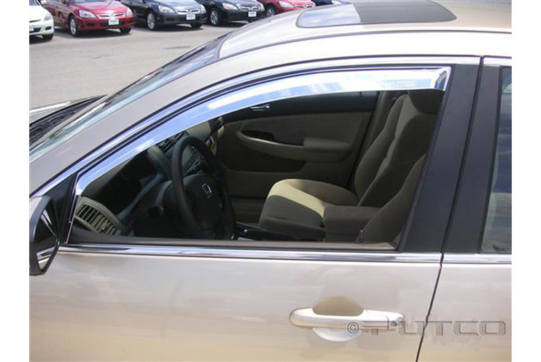 2006 Honda Accord Element Window Visors
