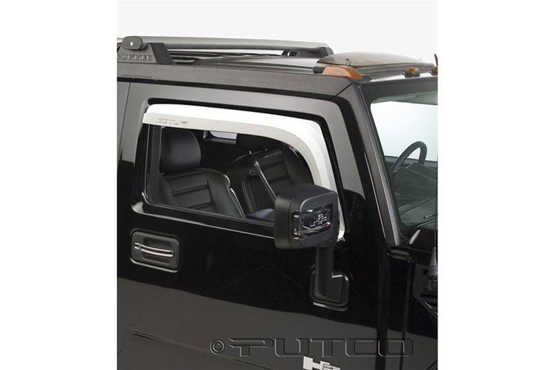 2008 Hummer H2 Element Window Visors