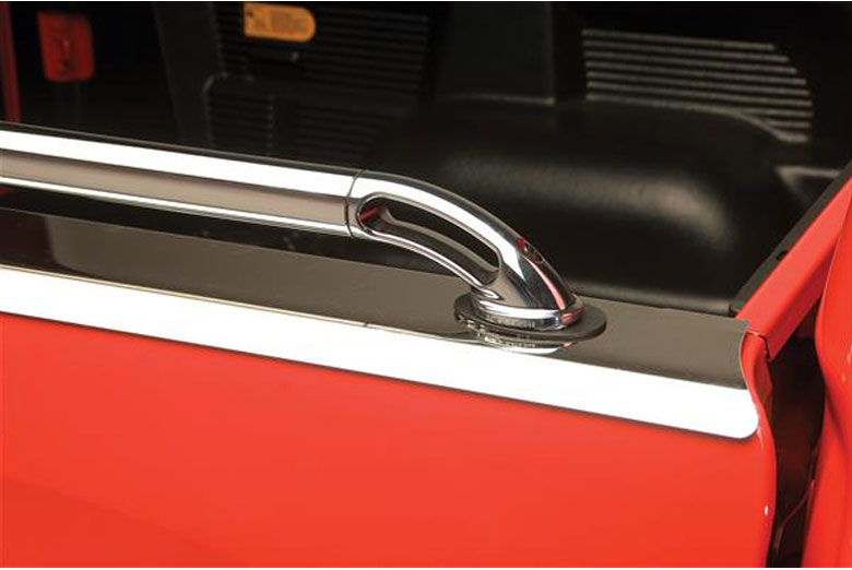 2012 GMC Sierra Boss Locker Bed Rails
