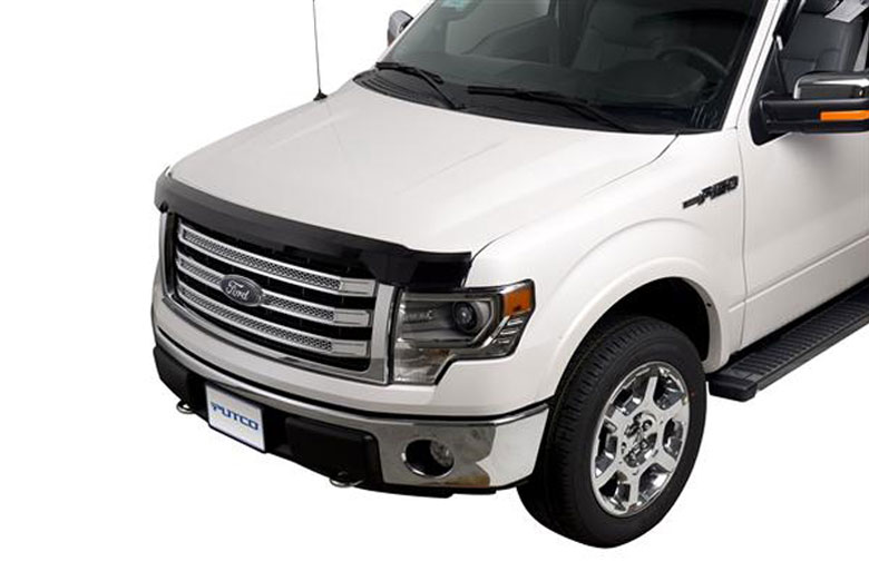 2012 Ford F-150 Element Tinted Hood Shields
