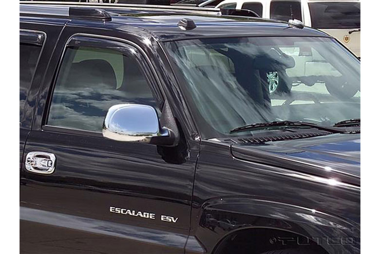 2006 Chevrolet Avalanche Element Tinted Window Visors