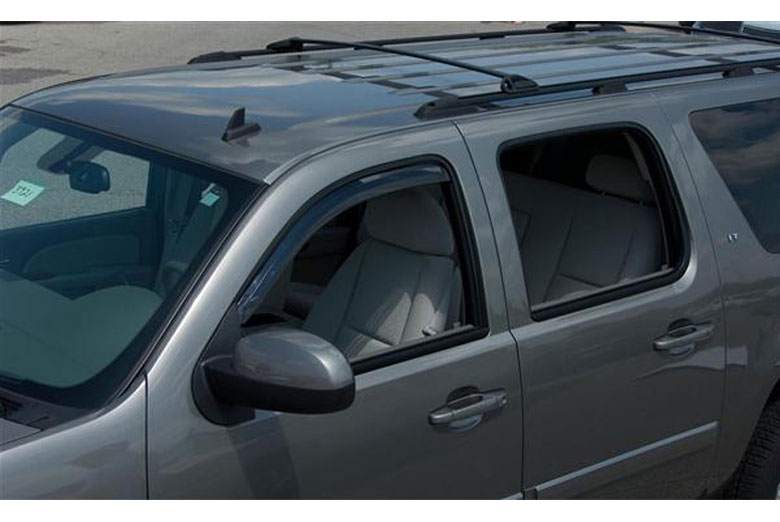 2009 Chevrolet Suburban Element Tinted Window Visors