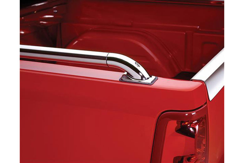 1977 Ford F-250 SSR Locker Bed Rails