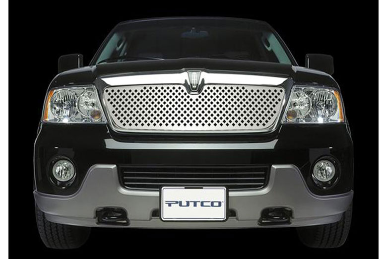 2002 Chevrolet Avalanche Designer FX Diamond Punch Grille