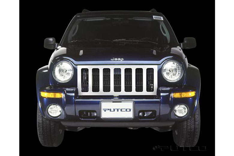 2004 Jeep Liberty Designer FX Grille)Insert)