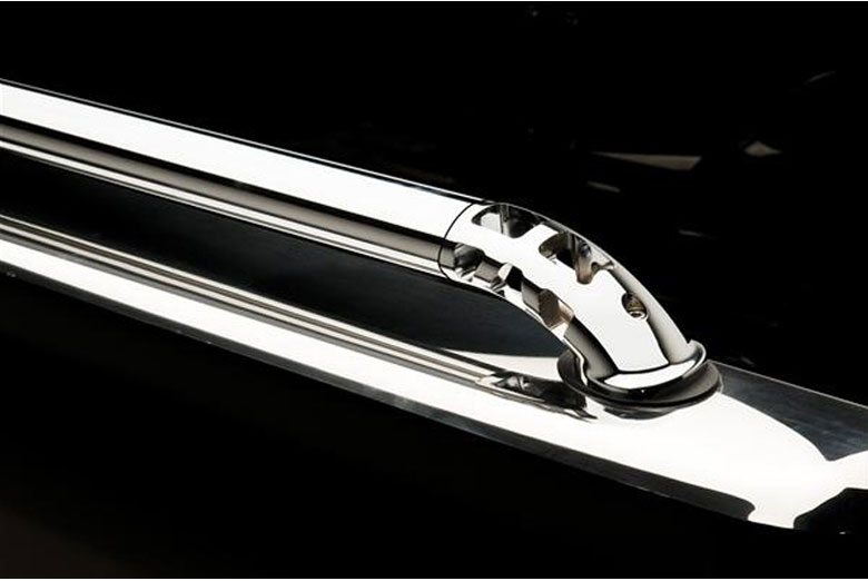 2012 GMC Sierra Crossrails Bed Rails