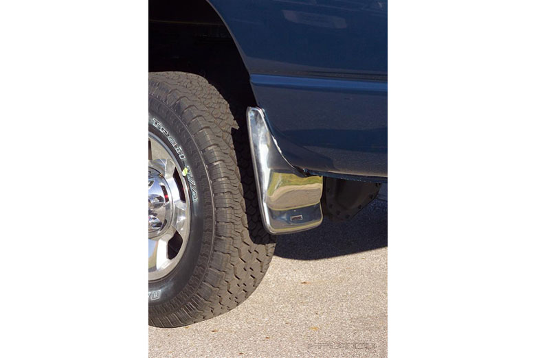 2004 Dodge Ram Form Fitted Front Mud Skins