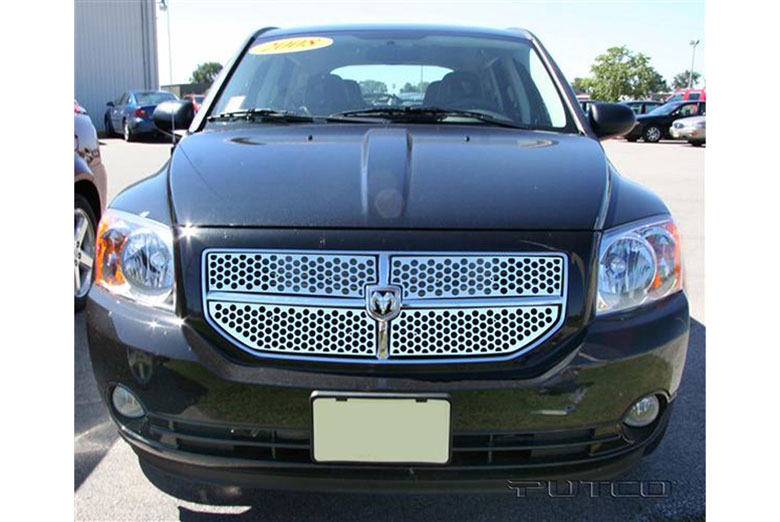 2007 Dodge Caliber Punch Grille