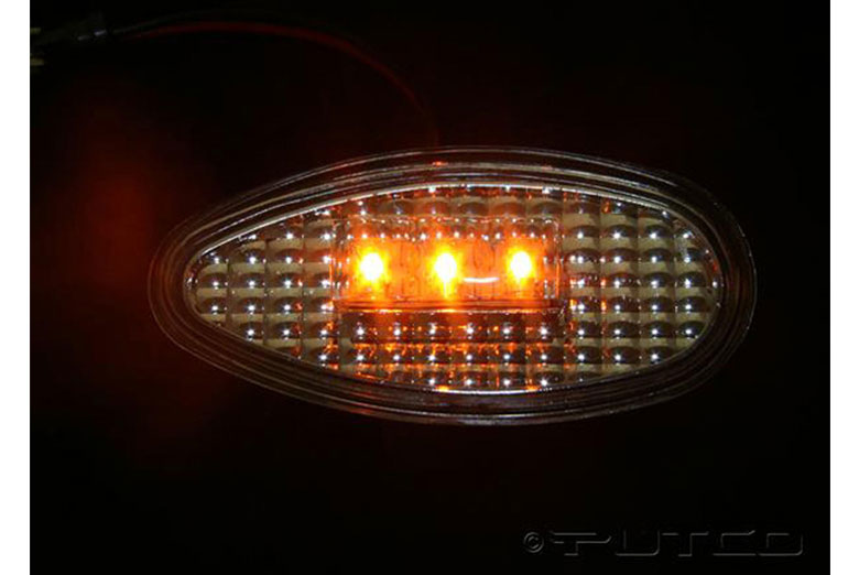 2000 GMC Sierra LED Fender Marker Lights