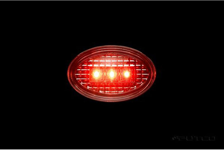 1999 Ford F-250 LED Fender Marker Lights