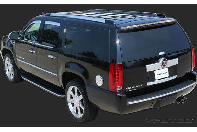 2014 Cadillac Escalade LED Clear Third Brake Lights