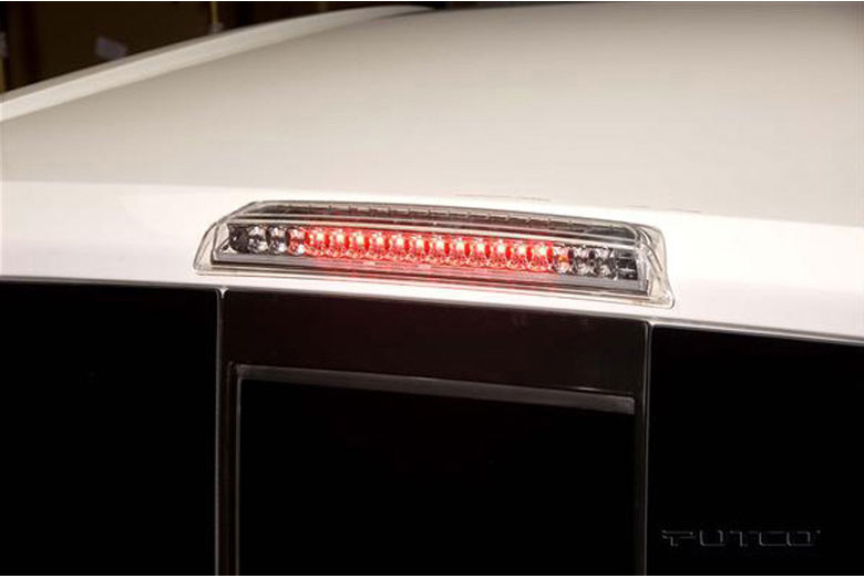 2014 Nissan Titan LED Clear Third Brake Lights