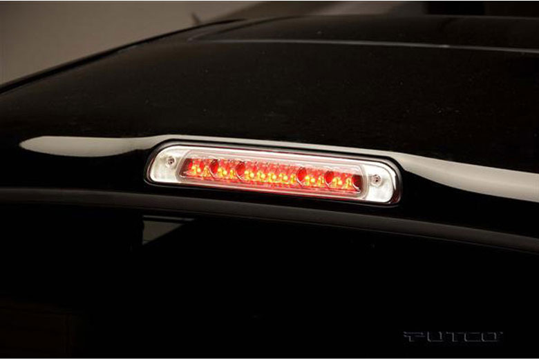 2000 Toyota Tundra LED Clear Third Brake Lights