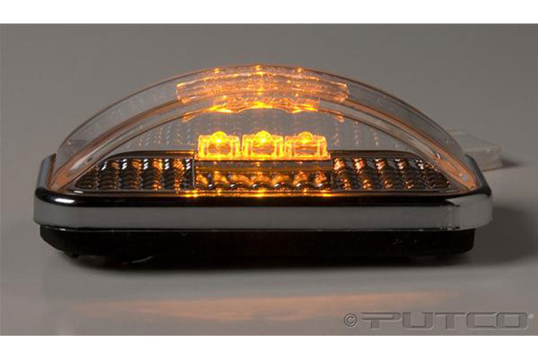 2004 Hummer H2 LED Roof Lamps