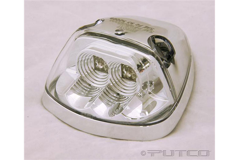 1997 Dodge Ram LED Clear Roof Lamps