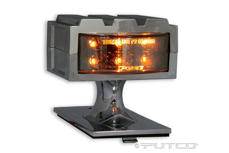 2004 Hummer H2 Boss LED Roof Lamps