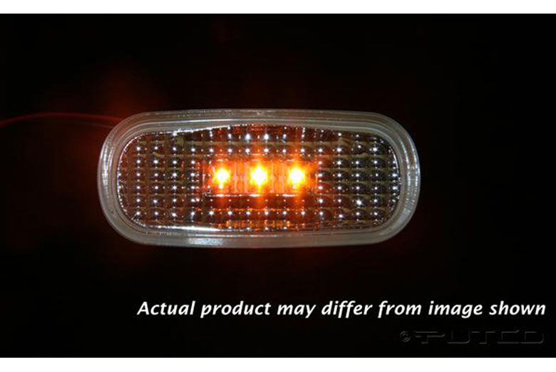 2008 Dodge Ram Fender Marker Lights