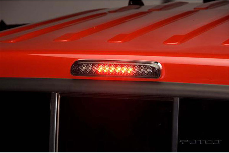 1999 Ford F-250 LED Smoke Third Brake Lights