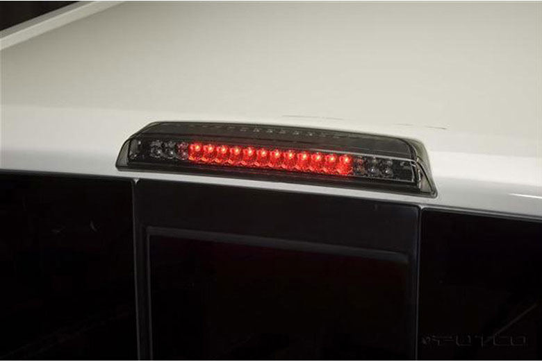 2014 Nissan Titan LED Smoke Third Brake Lights
