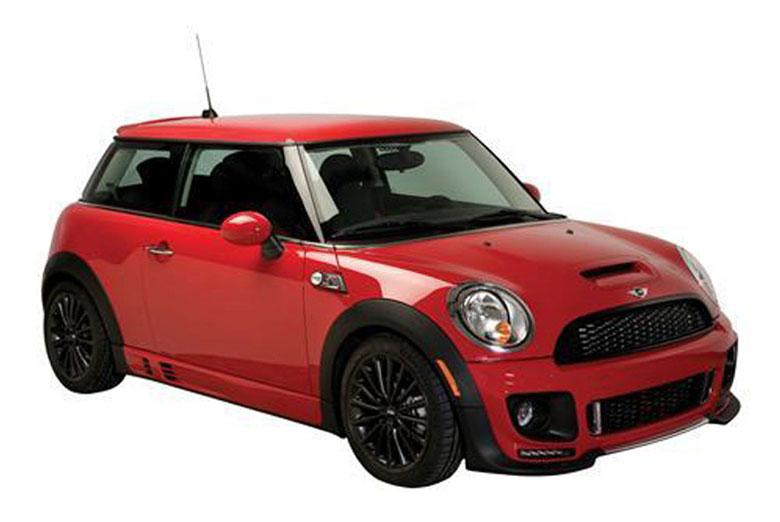 2011 MINI Cooper Body Kit - Full