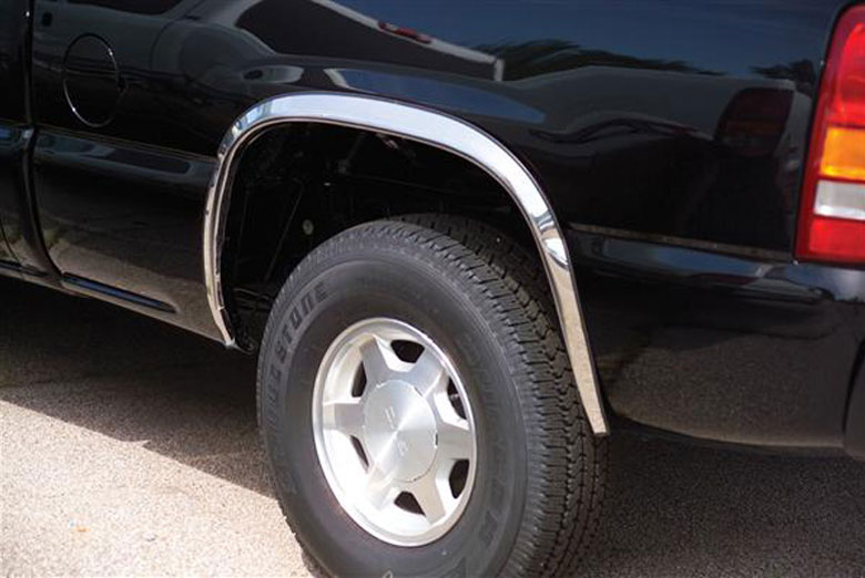 2003 Cadillac Escalade Full Lengh Fender Trim