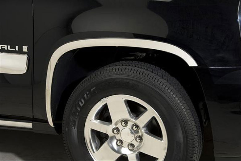 2010 Chevrolet Suburban Full Lengh Fender Trim