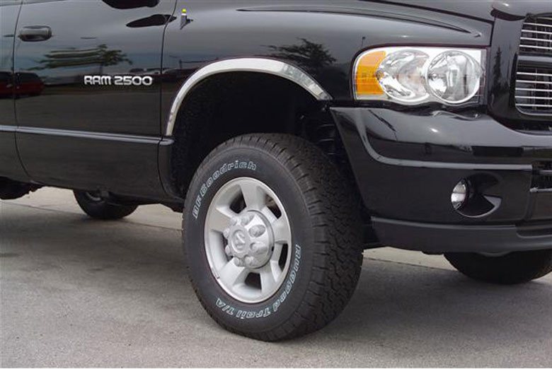1998 Dodge Ram Full Lengh Fender Trim