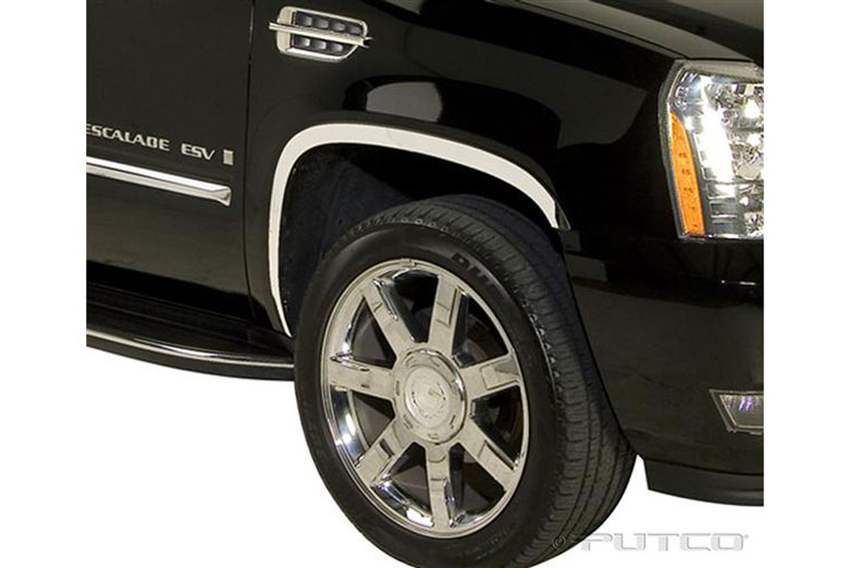 2013 Cadillac Escalade Full Lengh Fender Trim