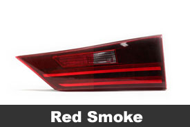 Red Tail Light Tint Film