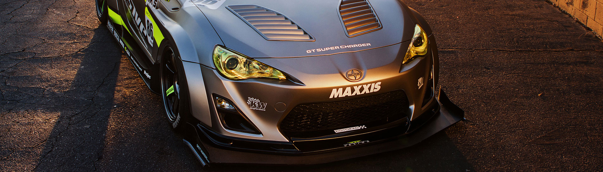 Scion Headlight Tint Covers