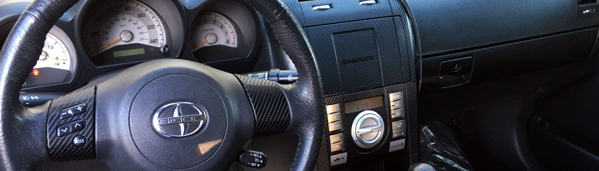 2010 Scion tC Dash Kits