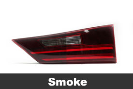 Smoke Tail Light Tint Film
