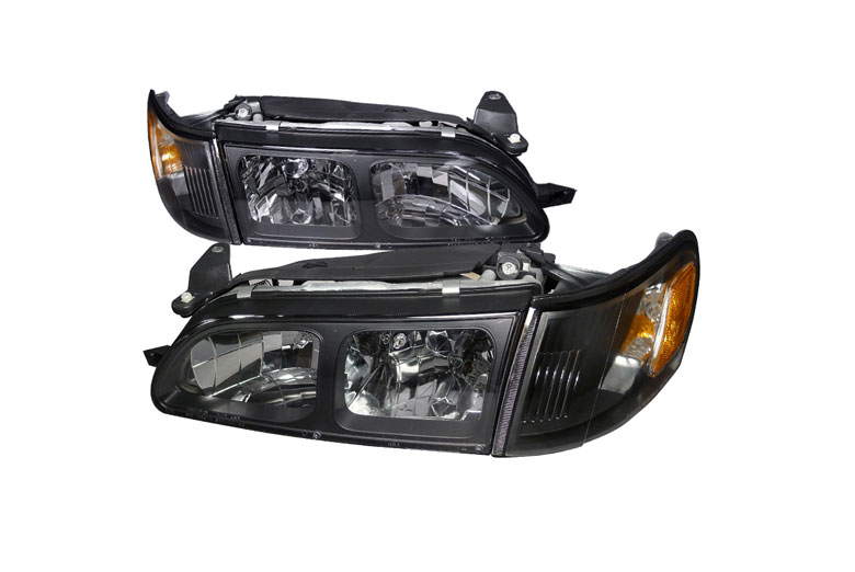 1993 Toyota Corolla Aftermarket Headlights