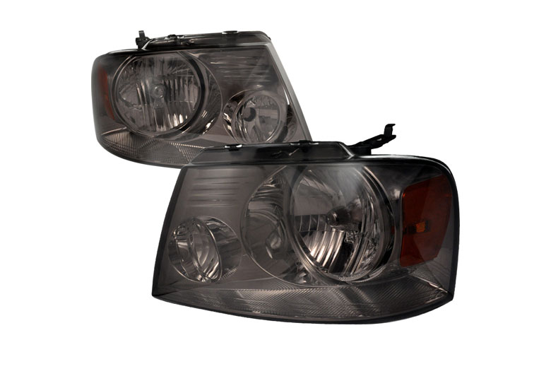 2005 Ford F-150 Aftermarket Headlights