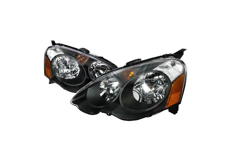 2003 Acura RSX Aftermarket Headlights