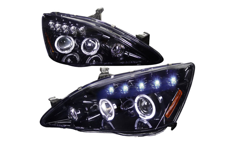 2004 Honda Accord Aftermarket Headlights