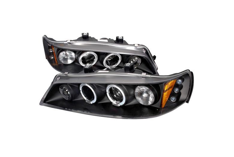 1997 Honda Accord Aftermarket Headlights