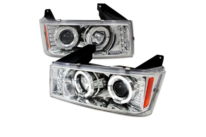 2006 Chevrolet Colorado Aftermarket Headlights