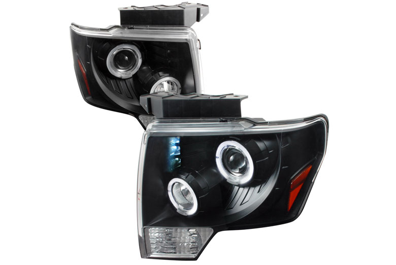 2010 Ford F-150 Aftermarket Headlights