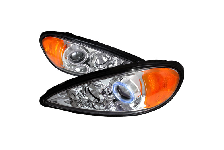 2000 Pontiac Grand Am Aftermarket Headlights