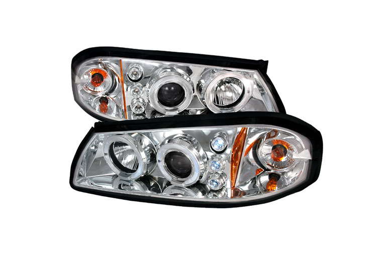 2000 Chevrolet Impala Aftermarket Headlights