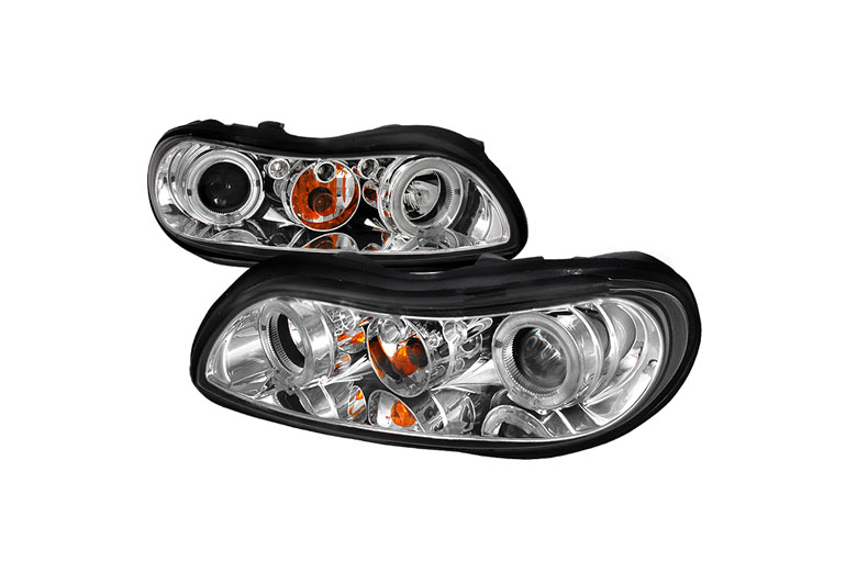 2001 Chevrolet Malibu Aftermarket Headlights
