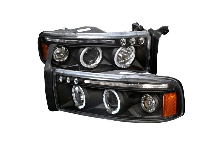 1995 Dodge Ram Aftermarket Headlights