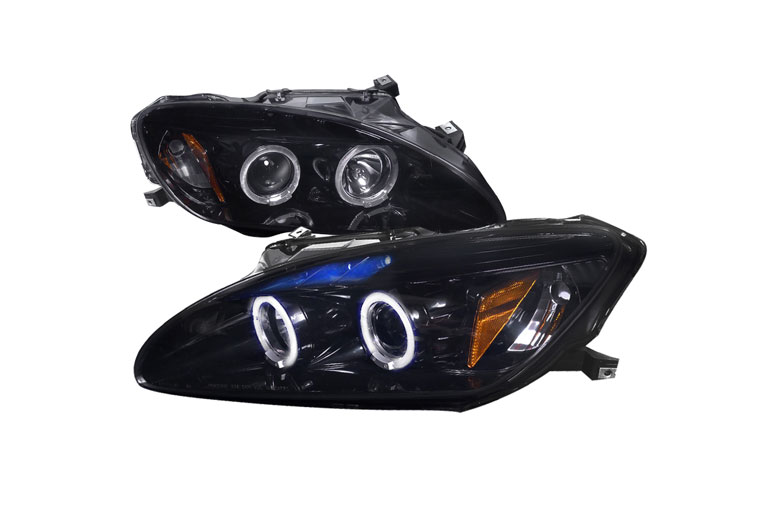 2009 Honda S2000 Aftermarket Headlights