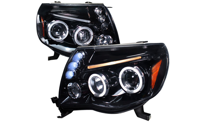 2011 Toyota Tacoma Aftermarket Headlights