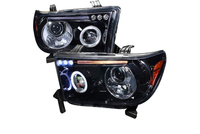 2007 Toyota Tundra Aftermarket Headlights