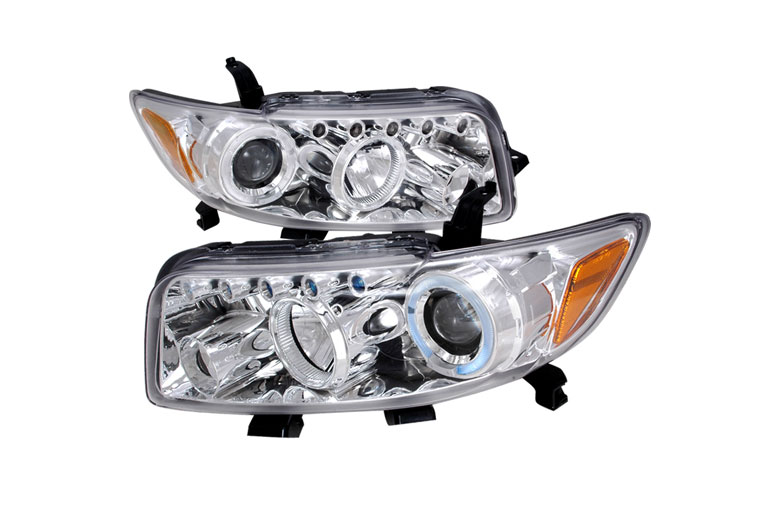 2010 Scion xB Aftermarket Headlights