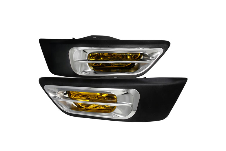 2004 Honda CR-V Aftermarket Fog Lights