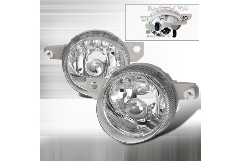 1995 Honda Del Sol Aftermarket Fog Lights